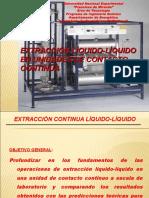Práctica Nº 3 Extracción Liquido Líquido