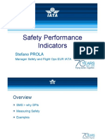 IATA Safety Promotion Indicators