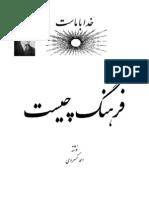 احمد کسروی - فرهنگ چیست