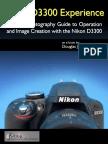 Nikon D3300 Experience
