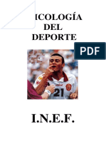 Psicologia Del Deporte Futbol