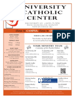 UCC Bulletin 3-6-2016