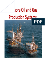 Offshore Oil and Production