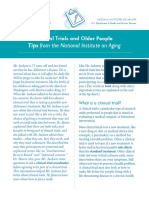 06  clinical trials and older people tipsheet