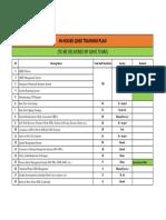 QHSE Trainings Plan2016 (QHSE Team).pdf