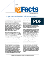 04  drugfacts cigarettes and other tobacco products