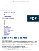 RESIDUI ATTIVI RESIDUI PASSIVI BILANCIO Ragioneria Generale Dello Stato - Ministero Dell'Economia e Delle Finanze