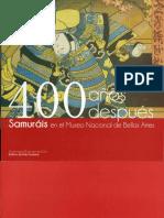 """Catálogo """"400 Años Después"""", 2014"""