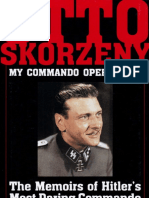 Otto Skorzeny My Commando Operations