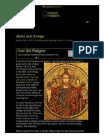 Alpha and Omega _ GnosticWarrior.com