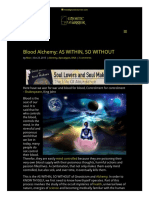 Blood Alchemy_ as WITHIN, SO WITHOUT _ GnosticWarrior.com