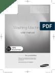 Samsung Washing Machine WF1702W5W