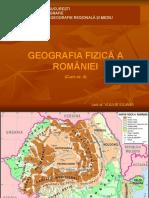 Evolutia Paleogeografica a Romaniei