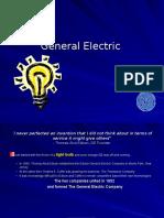 MGT 3301 - GE Presentation