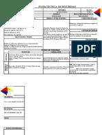 Ficha tecnica 1 butanol