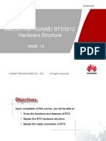 BTS3012 Hardware Structure ISSUE1.0