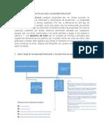 Diferencia Entre Derechos de Autor y Propiedad Intelectual
