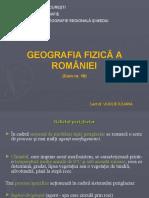 Relieful periglaciar in Romania