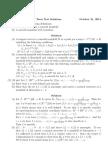MAT 1300 Midterm Solutions (2015)