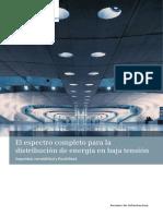 01 Ds Thecompleteportfolioforlowvoltagepowerdistribution ES 2488