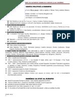 Cap. III  Harta Politica