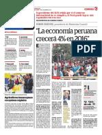 economia peru 2016