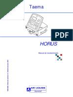Taema Horus Service Manual