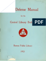 Civil Defense Library Program (1951)