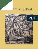 Africanus Journal Volume 2 No. 1