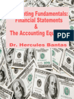 Accounting Fundamentals Financial Statements and the Accounting Equation_Hercules Bantas
