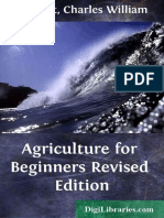 Agriculture for Beginners Revised Edition_Charles William Burkett