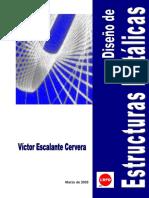 Diseno de Estructuras Metalicas Victor Escalante