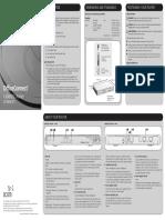 3CR858-91 Installation Guide