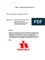 Evaluacion  Diagnostica  Bavaria S.A
