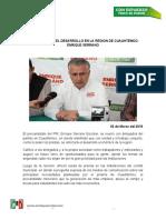 2016-03-02 Reforzaremos el desarrolo en la región de Cuauhtemoc