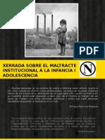 MALTRATO INSTITUCIONAL A INFANCIA Y ADOLESCENCIA. CATALUÑA, ESPAÑA, 2016