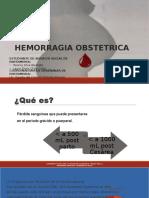 HEMORRAGIA-OBSTETRICA