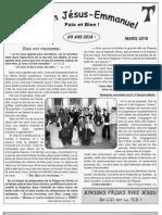 201003 Bulletin