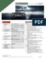 Ficha Técnica A4 2.0 Design