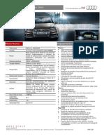 Ficha Técnica A4 2.0 Sport