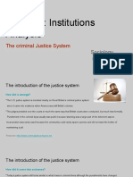 project 2 the criminal justice system analysis  2