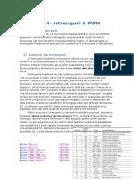 Lab04 - Interrupts & PWM