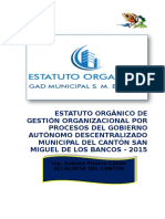Gad-estatuto Los Bancos 1-11-15