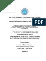 Informe Del Proyecto Final