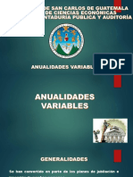 MATE IV - Diapositivas Anualidades