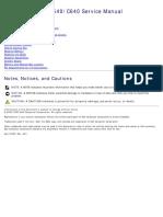 Delll Latitude-c540 Service Manual en-us