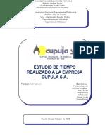 Proyecto de Metodos Cupula Sa