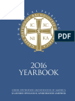 Greek Orthodox Church of America Yearbook