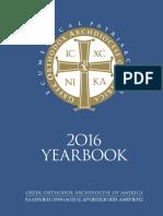 Greek Orthodox Church of America Yearbook