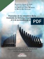 Ponencias Reforma Constitucion